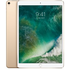 "Apple iPad Pro 10.5"" Wi-Fi + Cellular 256GB Gold (MPHJ2)"